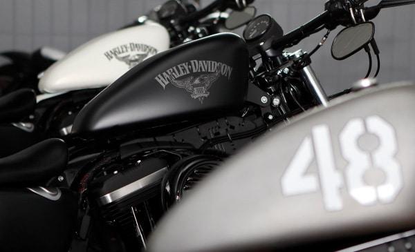 Harley Davidson Vermietung